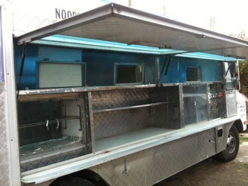 FOOD TRUCK - Cali Style - LOADED!