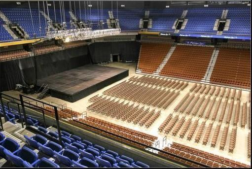 2 Lady Gaga Tickets Mohegan Sun Arena (Uncasville) 5/10/2014