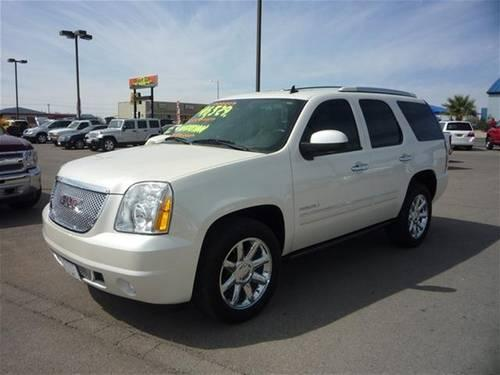 2010 gmc yukon suv denali for sale in alamogordo new mexico classified. Black Bedroom Furniture Sets. Home Design Ideas