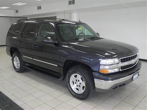 2005 chevrolet tahoe suv lt for sale in shakopee minnesota classified. Black Bedroom Furniture Sets. Home Design Ideas