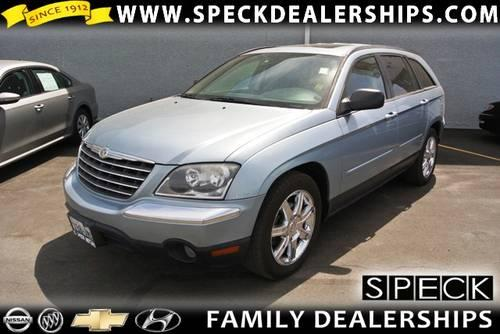 2006 Chrysler Pacifica SUV Touring