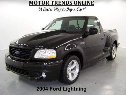2004 ford f 150 truck svt lightning supercharged for sale in alvin texas classified. Black Bedroom Furniture Sets. Home Design Ideas