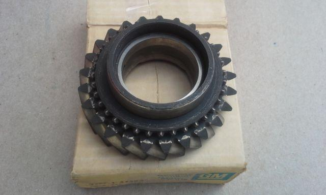 GM new old stock Borg Warner SUPER T10 second 2nd gear # 474035