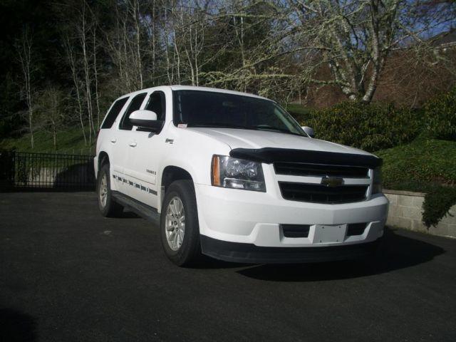 2008 Chevy Tahoe Hybrid