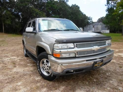 used 2003 chevrolet tahoe ls for sale in center georgia classified. Black Bedroom Furniture Sets. Home Design Ideas