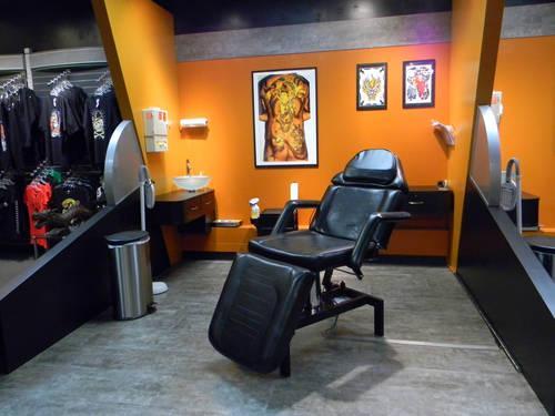 Tattoo shop decor joy studio design gallery best design for Tattoo shops terre haute indiana