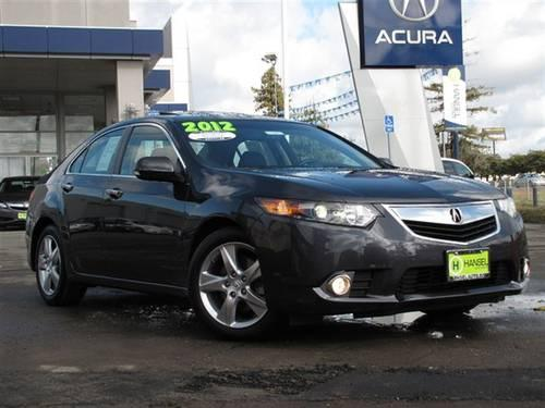 2012 acura tsx sedan technology package sedan for sale in. Black Bedroom Furniture Sets. Home Design Ideas