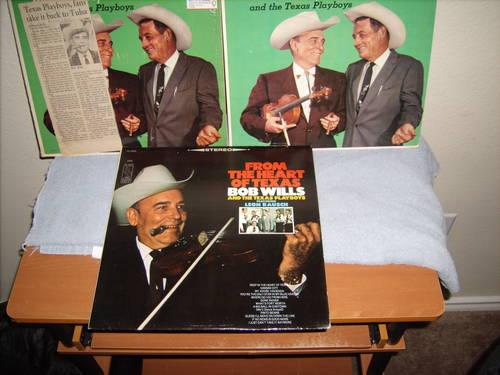 Bob Wills: From the Heart of Texas 2 copies &together again