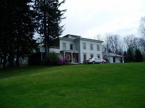 Bed and Breakfast in the Finger Lakes