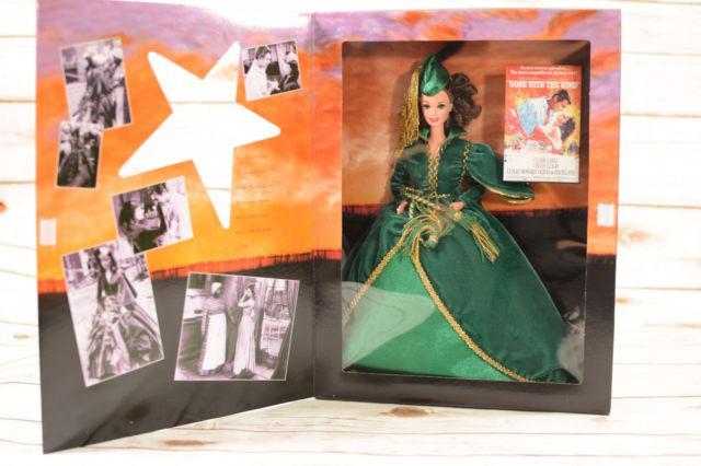Ken as Rhett Buttler, Gone With the Wind 1994 Barbie Doll NRFB