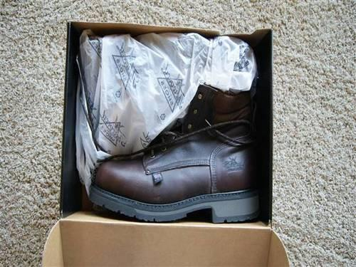 NEW Mens Work Boots Thorogood Size 10 EE