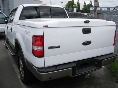NEW Leer 700 Tonneau Cover White