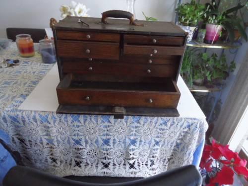 8 Drawer Machinest Tool Box