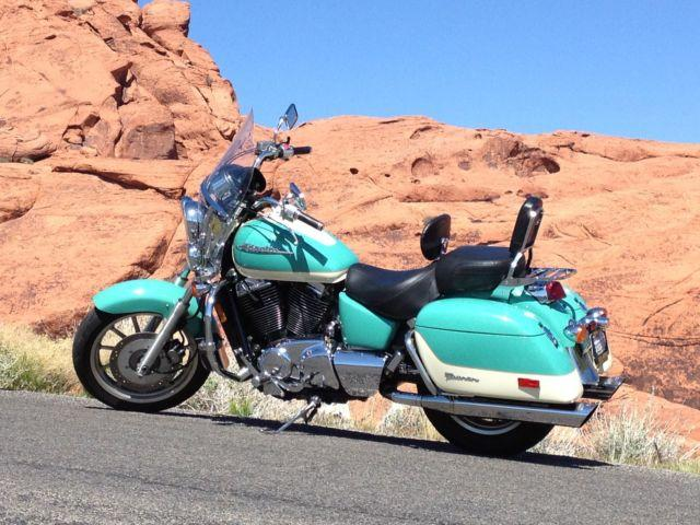 1998 Honda Shadow ACE Tourer In Excellent Condition!
