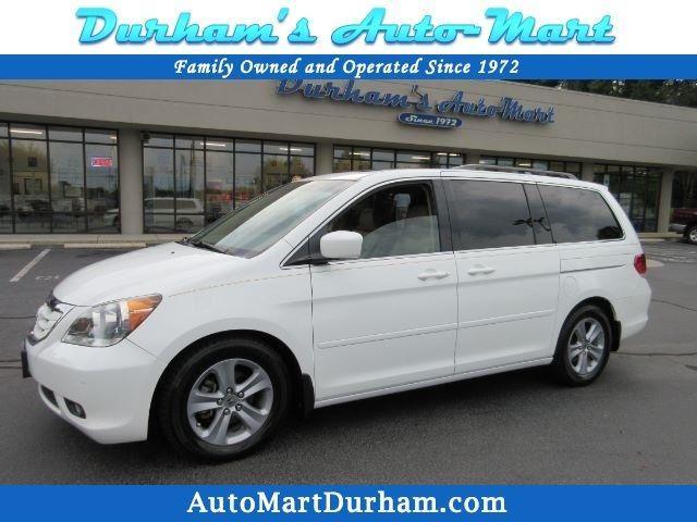 2010 Honda Odyssey Minivan Touring 4dr Mini Van