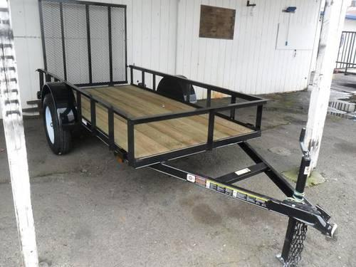 5x10 3k open utility trailer end of month sale for sale for 5x10 wood floor trailer