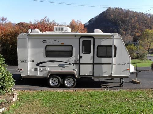 2002 rockwood travel trailer ultra lite for sale in for Rockwood homes