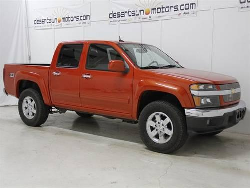 2010 Chevrolet Colorado Truck 1LT