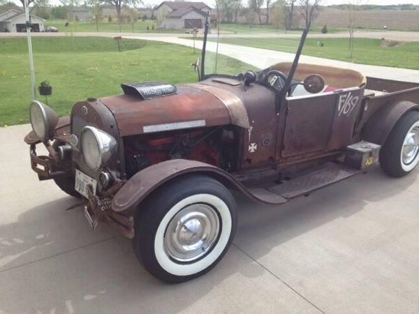 1925 RATROD TRUCK