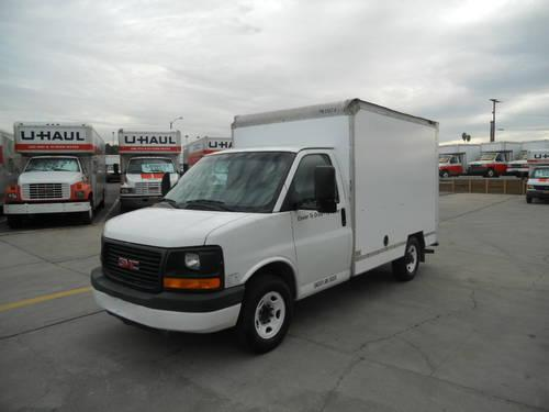 Gmc 10 Foot Box Truck For Sale For Sale In Riverside