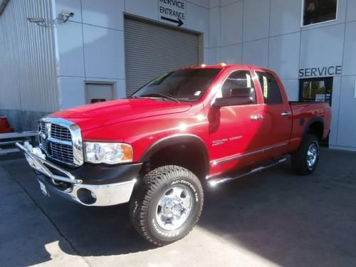 2005 dodge ram 2500 pickup truck slt power wagon for sale in portland oregon classified. Black Bedroom Furniture Sets. Home Design Ideas