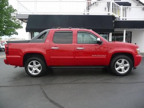2007 chevrolet avalanche truck truck for sale in blue ball ohio classified. Black Bedroom Furniture Sets. Home Design Ideas