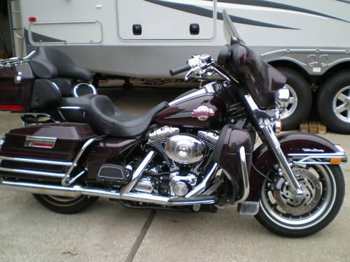 2009 Harley Davidson Electra Glide Ultra Classic 18 900