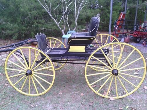 Phaeton Carriage for use or Antique