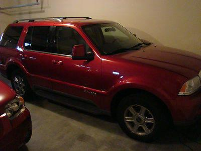 2003 Lincoln Aviator Base Sport Utility 4-Door 4.6L (price reduced)