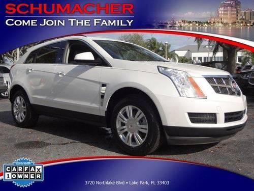 2011 Cadillac SRX Sport Utility FWD 4dr Base