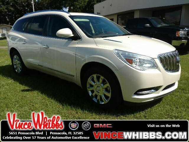 2014 Buick Enclave Sport Utility FWD 4dr Leather