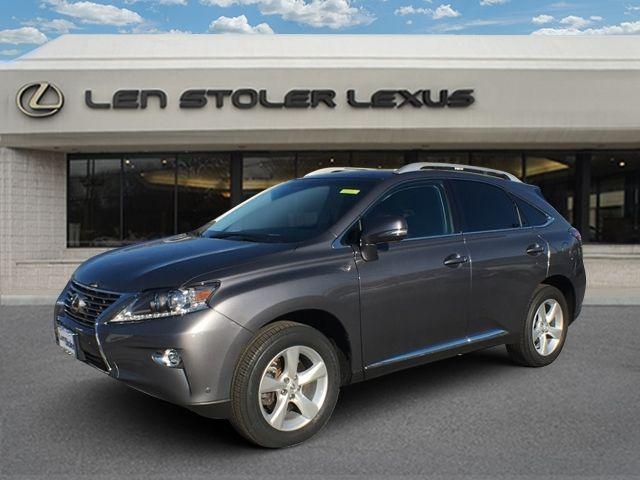 2015 Lexus RX 350 Sport Utility Premium Package w/Navigation