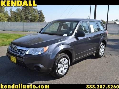 2011 Subaru Forester Sport Utility Vehicle 2.5X
