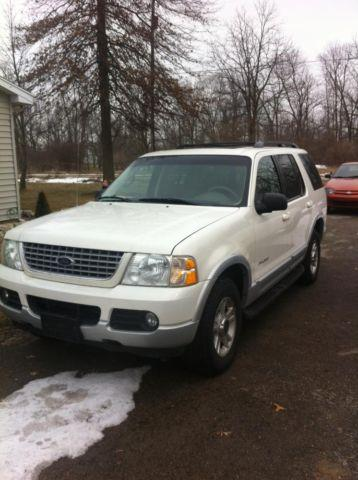 2002 ford explorer limited v8 motor issues for sale in. Black Bedroom Furniture Sets. Home Design Ideas