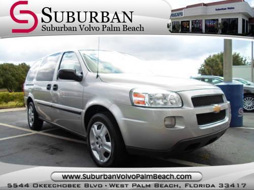 2008 Chevrolet Uplander Van LS