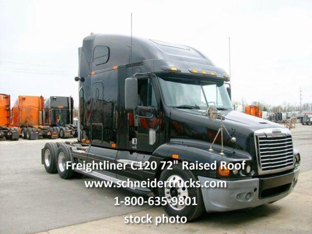 Freightliner C120 Trucks & Wabash Dry Van Trailers - Low Prices!