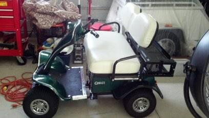 Cricket Esv Electric Sport Vehicle Like New