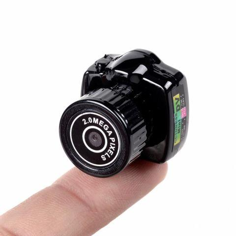Mini Smallest Camera Camcorder Video Recorder Hidden Pinhole