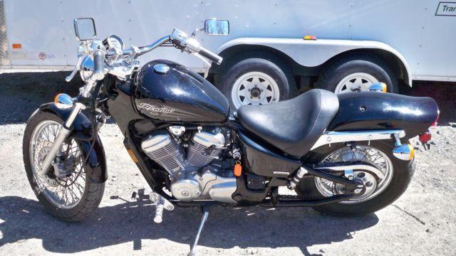 2006 Honda Shadow VLX 600