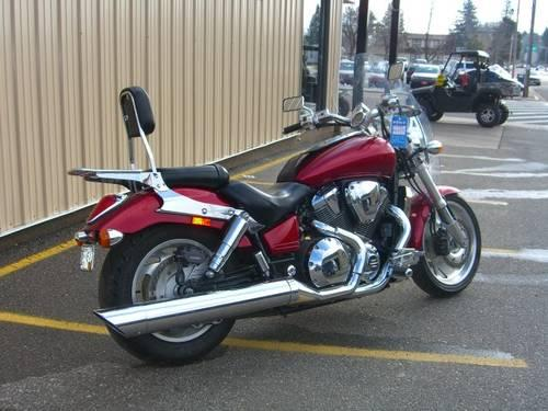 REDUCED! 2003 Honda VTX1800C Cruiser