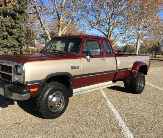 1993 Dodge Ram W250 LE