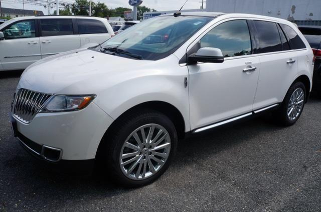 2012 Lincoln MKX 4dr Car w/Navigation & Backup Camera