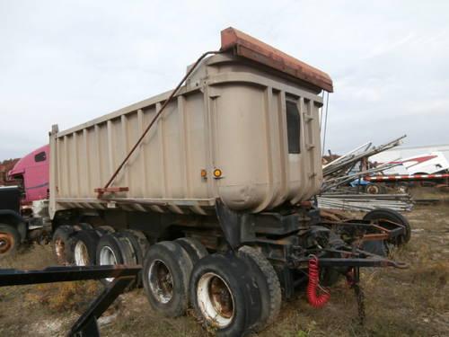 Chevy diesel 70 tiltmaster dump/grain truck w/sissor lift box & dump