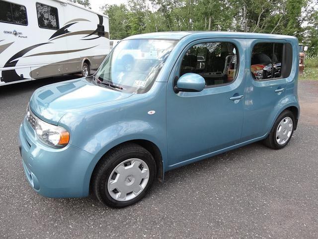 2009 Nissan Cube 1.8 S Wagon - Versatile & Roomy!