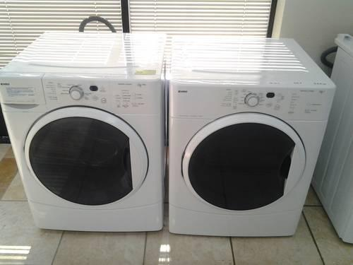 Like new kenmore elite washer and dryer set for sale in for Kenmore elite dryer motor