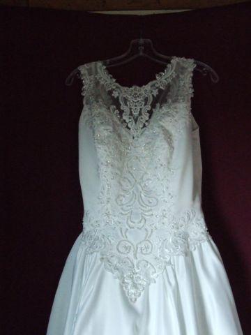 Emme Bridal wedding dress