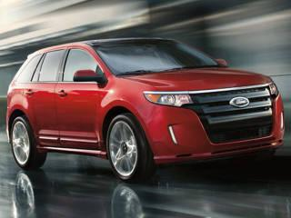 12 FORD Edge 4 Door, All Wheel Drive, Leather, We Finance!