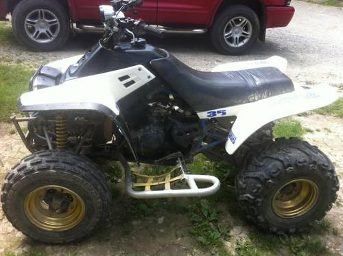 Yamaha 4 wheeler for sale in geneva ohio classified for Four wheelers yamaha for sale