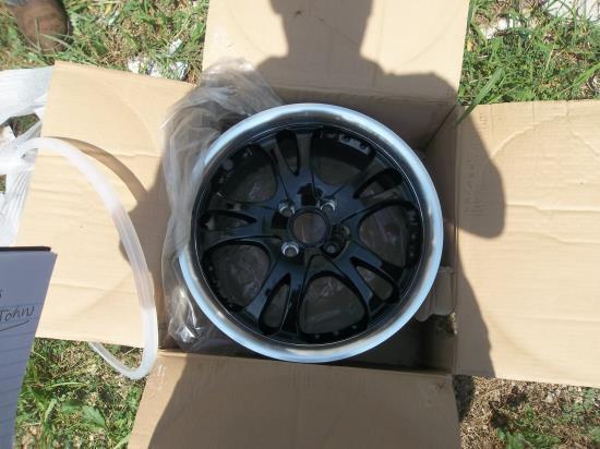 Set of 16x7 Wheels POY