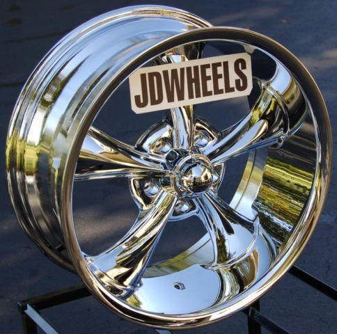 Showwheel Streeter Wheels/Rims